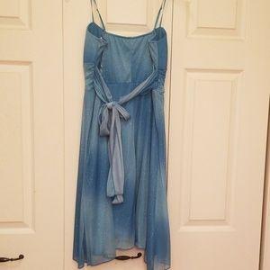 Ruby Rox Dresses - Gorgeous Turqoiuse Junior Dress Brand New w/ Tags